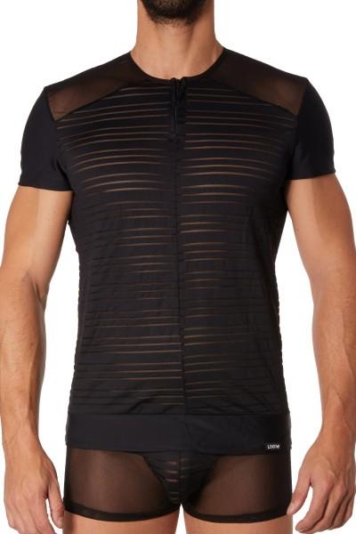 schwarzes Herren T-Shirt 906-81 von Look Me