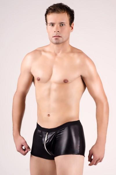 schwarzer Boxershort MC/9004 von Andalea