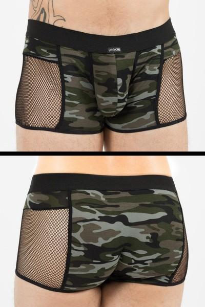 camouflage Boxer Short Military 58-67 von Look Me