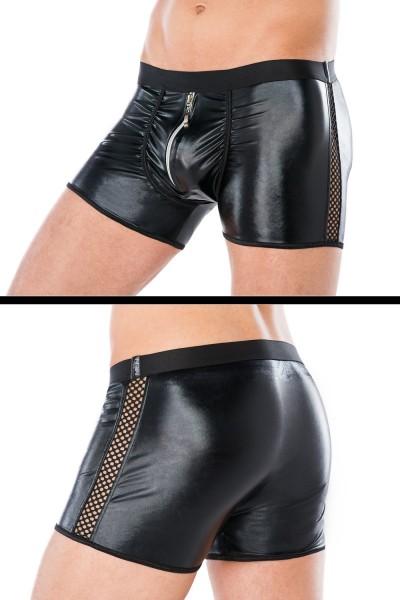 schwarzer Boxershort MC/9055 von Andalea