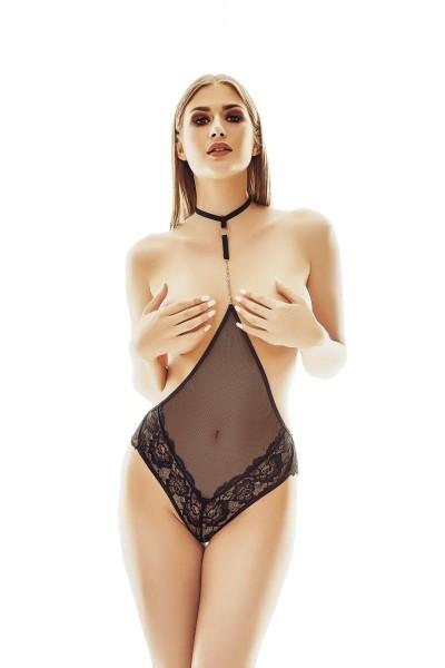 schwarzer Body AA052253 von Anais Apparel