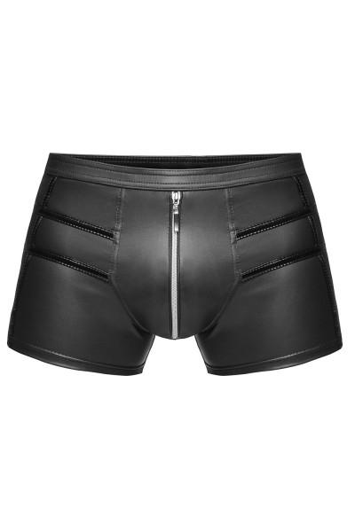 schwarzer Short H006 von Noir Handmade