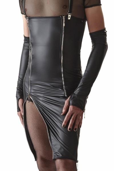 Kleid CRD004 schwarz von Regnes Fetish Planet Crossdresser Fetish Line