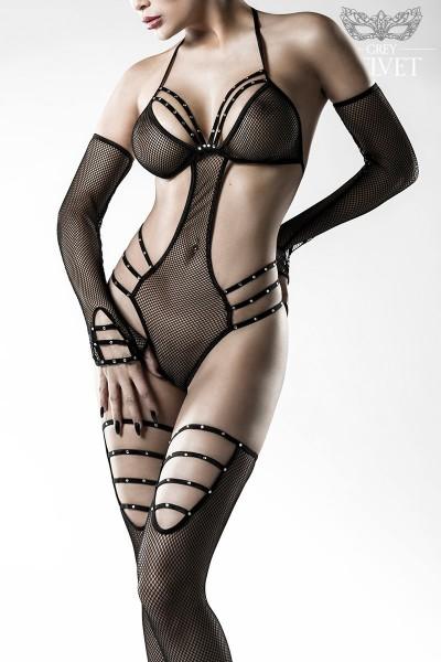 4-teiliges Body-Set 14490 von Grey Velvet