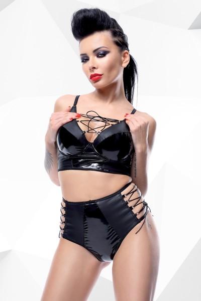 schwarzes Set Jessica von Demoniq Hard Candy Collection